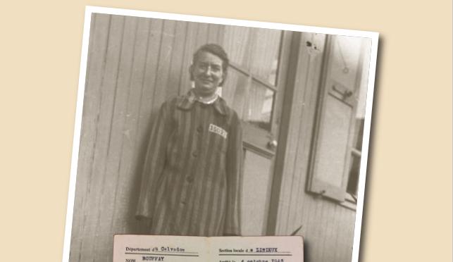 Gaétane Bouffay – Une combattante sans uniforme